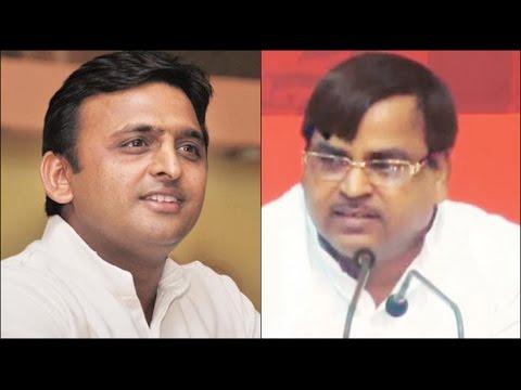 UP Mining Minister Gayatri Prasad Prajapati sacked