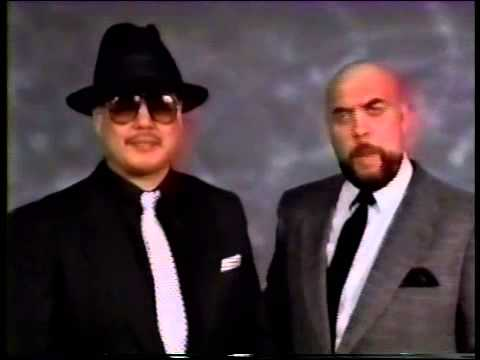 Gary Hart Promo NWA Main Event 18/11/89