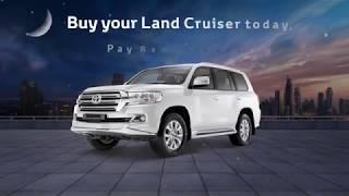 Toyota - Land Cruiser GXR Ramadan Offer