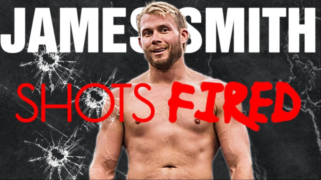 SHOTS FIRED! || James Smith Ridicules Bodybuilders