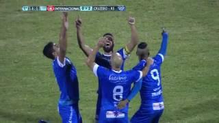 Gauchão 2017: Cruzeiro vence o Inter-Cruz
