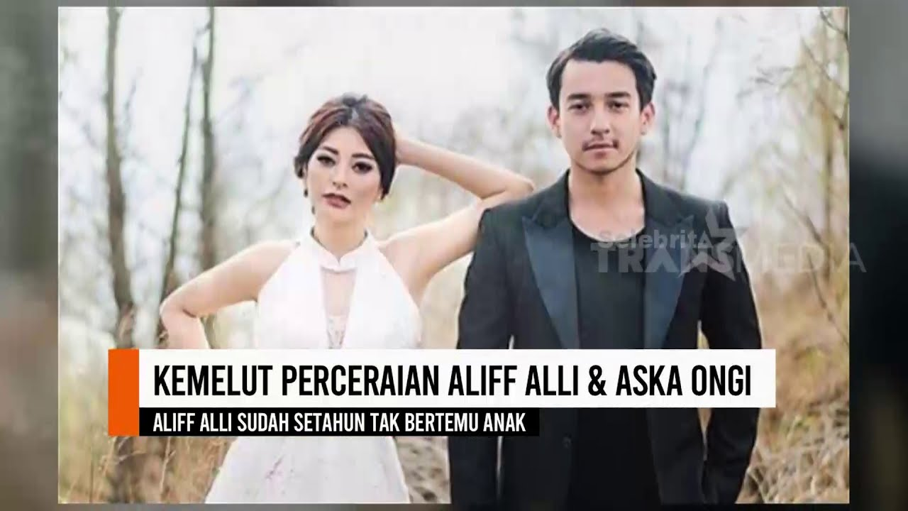 Kemelut Perceraian Aliff Alli Dan Aska Ongi | SELEBRITA PAGI (25/02/21)