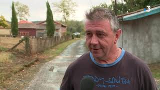 Terrible accident de la route dans le Gers : 2 morts et 1 blessé grave