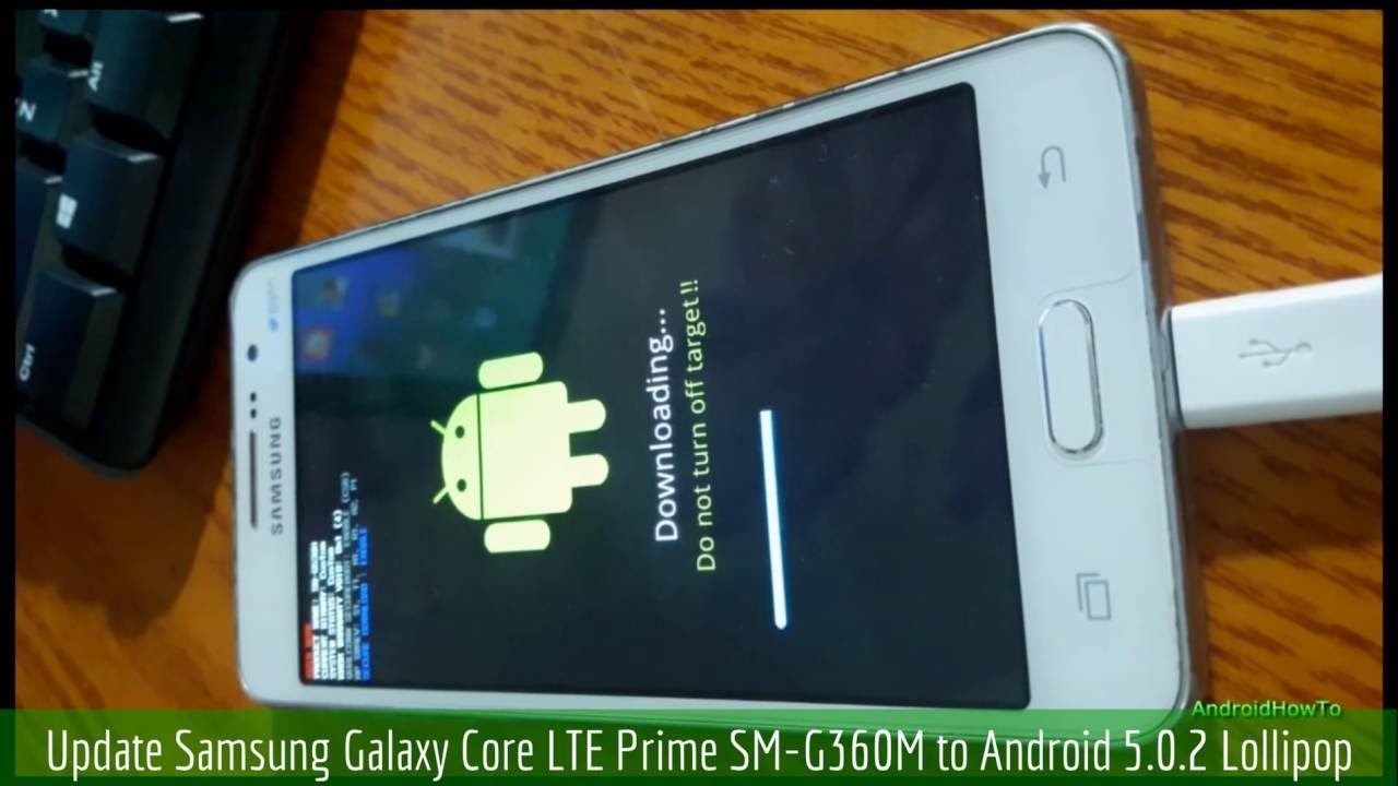 Android core com