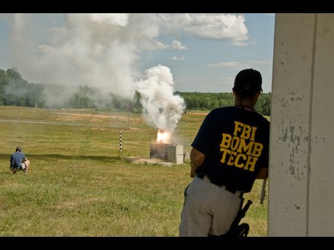 FBI Post-Blast Investigation Training