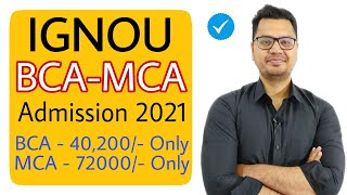 IGNOU BCA MCA Admission 2021 | IGNOU BCA Full Details | BCA from IGNOU | by Sunil Adhikari