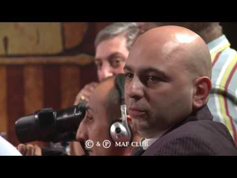 Турнир Десяти Донов - Maf Club Yerevan 2013 2 я игра