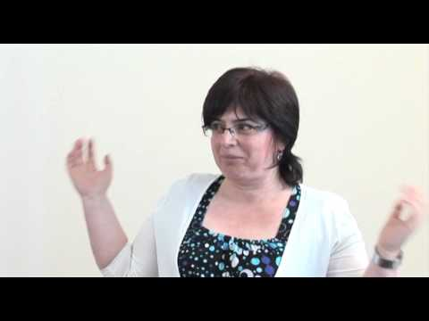 The Whys and Why Nots of a Local Development Professional: Ester Hakobyan at TEDxYerevanChange