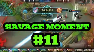 Baixar MOBILE LEGENDS SAVAGE MOMENT PART #11