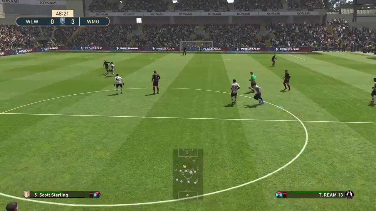 Pro Evolution Soccer 2019 PS4 Review - Payback's a Pitch