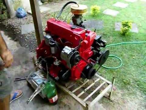 Motor Marítimo GM