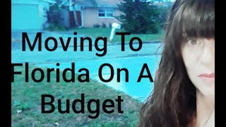 Moving To Florida On A Budget