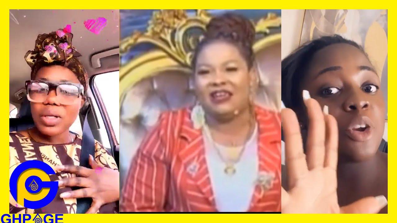 Nana Agradaa exposes, blast man behind Tracey Boakye -Mzbel beef..adds powerful advice to..