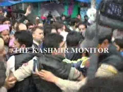 Police foil JKLF protest march in Srinagar
