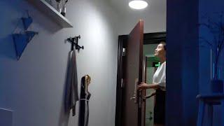 Xiaomi Yeelight Crystal Ceiling Light Mini mennyezeti lámpa bemutató