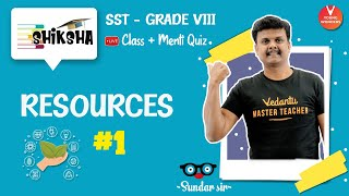 Resources - Class 8 Geography Chapter 1 | Geography NCERT Class 8 | Young Wonders | Menti Live
