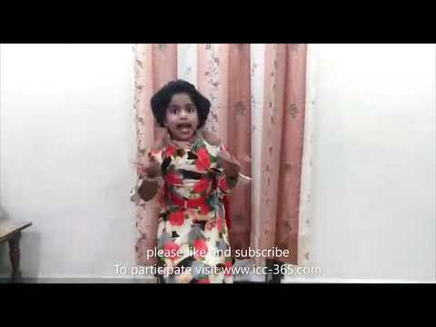 acting by lil girl