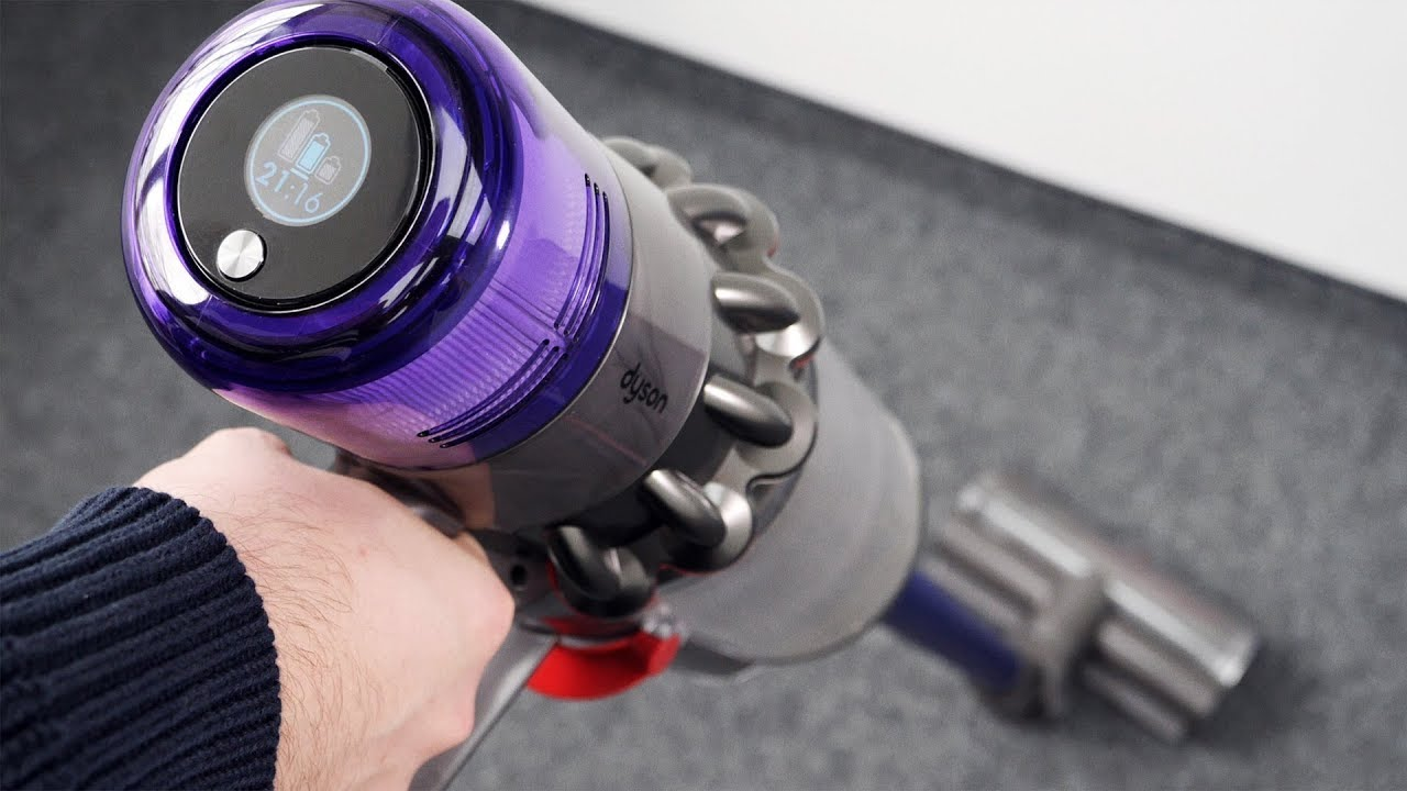 Dyson V11 Absolue im Test