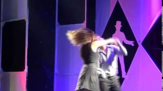 Take my breath away dance Alpe d'huez france 2015