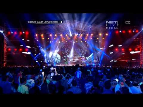 Konser Iwan Fals NET TV - Suara Hati