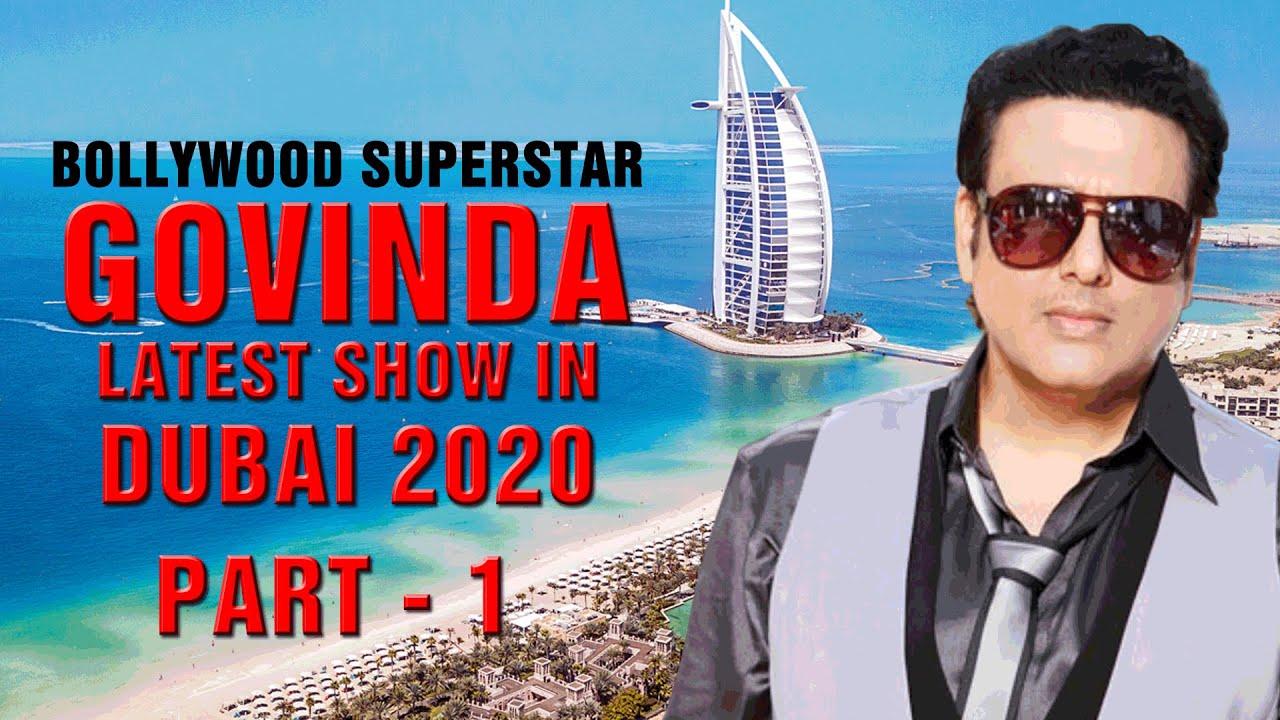 Govinda Show in Dubai 2020