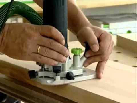 Обзор Кромочный фрезер Bosch GKF 600 Professional - YouTube