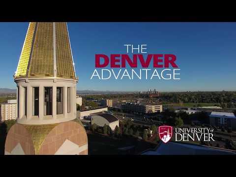 The Denver Advantage @ the University of Denver