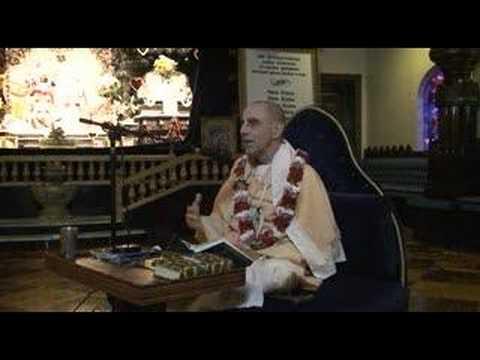 Hanumat Presaka Swami - Lecture - Hiranyakasipu Attacks
