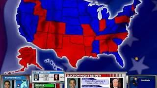 2008 Presidential Campaign (Political Machine 2004)