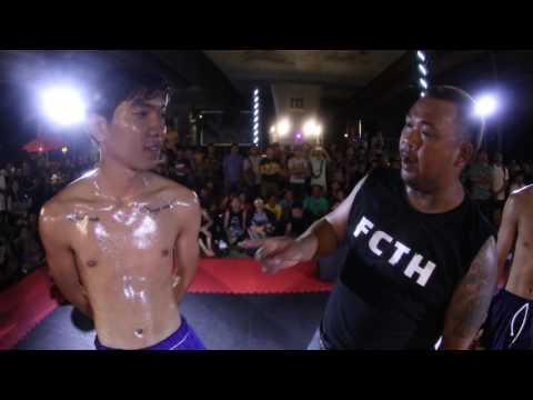 "Fight Club Thailand ประชา""ชน"" บอย x ปอนด์ 12"