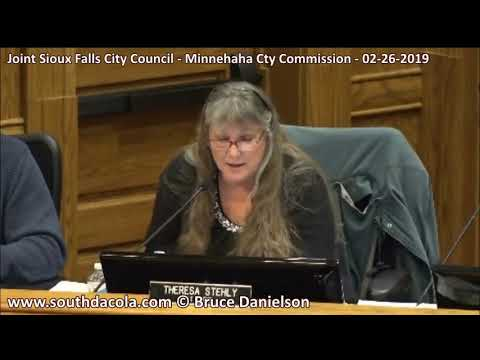 2019-02-26 - Sioux Falls Joint City & County Meeting - 2574