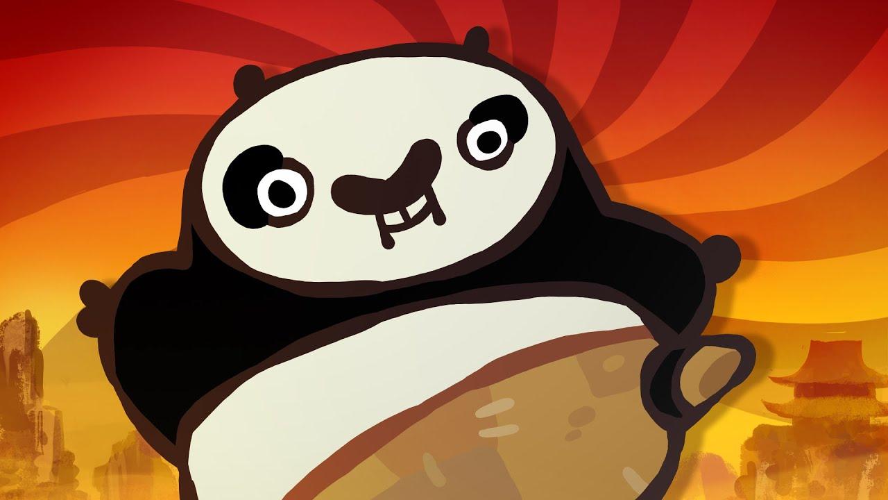 """Download The Ultimate """"Kung Fu Panda"""" Recap Cartoon"""