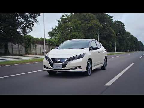 Nissan Leaf увеличил батарею. Volkswagen продал в России 57предсерийных авто | Новости сколёс №9
