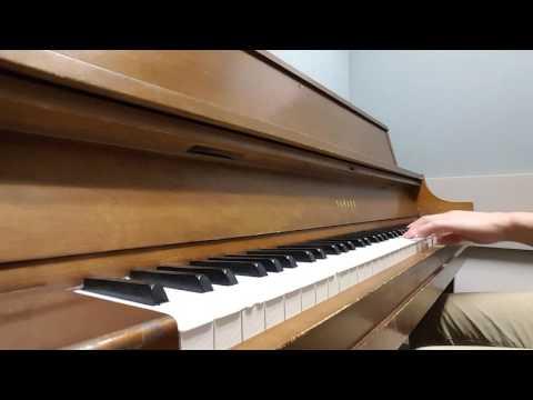 Justin Bieber - Purpose Piano Cover