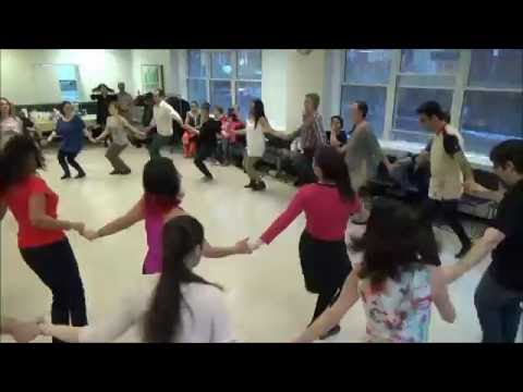 Yalli & North African Dance- Savalan Cultural Group in Montreal- May 2016