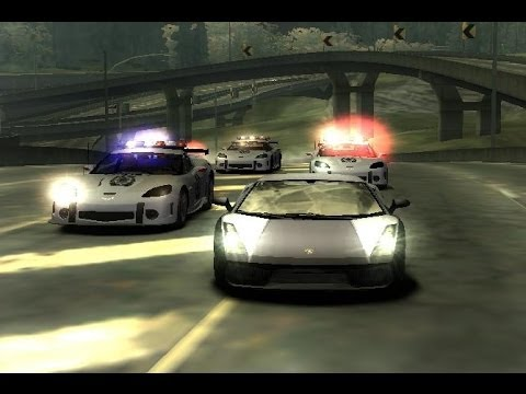 need for speed most wanted epic police chase youtube. Black Bedroom Furniture Sets. Home Design Ideas