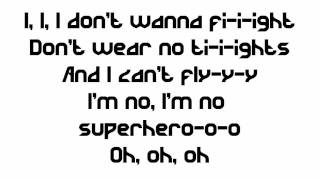 Cher Lloyd - Superhero (Lyrics)