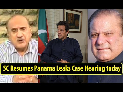 Breakfast With Sajjad Mir | 7 November 2016 | SC resumes Panama Leaks case hearing