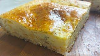 Пирог с Капустой Съедается  Не Успев Остынуть.! Быстро и Вкусно!