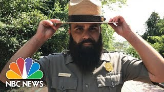 Miguel Marquez: The Park Ranger Bringing Latinos To National Parks   NBC News