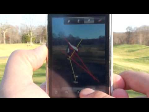 Golf Swing Analyzer iPhone & Android - iSwing™