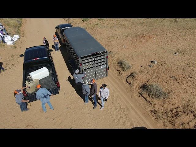 Farmers Feeding Utah Navajo's Project