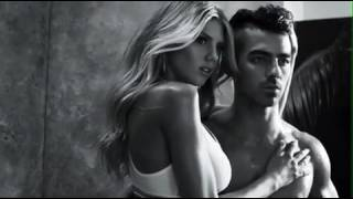 Behind the Scenes of Joe Jonas and Charlotte McKinney's Guess Underwear Shoot