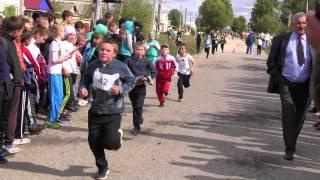 Республиканские соревнования по бегу, посвященные памяти Е.Д. Ишуткина, 17.09.14 г., п. Атяшево