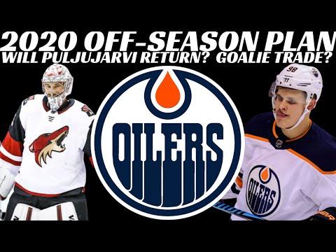 What's Next For The Edmonton Oilers? 2020 Off-Season Plan