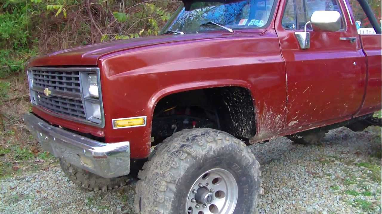 1986 chevy k20 for sale