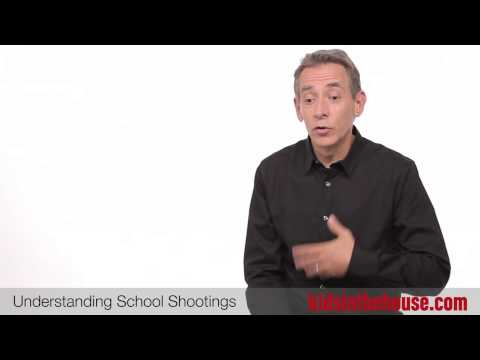 The Psychology Behind School Shootings - Gavin de Becker