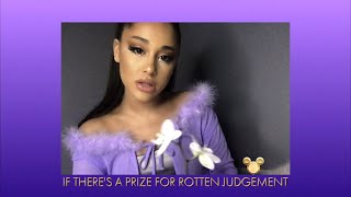 Download lagu Ariana Grande Performs 'I Won't Say I'm In Love' - The Disney Family Singalong