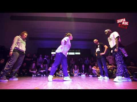 GANNA & VIKI vs BAD NEWZ (UKAY & KOFI DA VIBE) | Hip Hop Semi-Final | Six 1 Cypher 2015