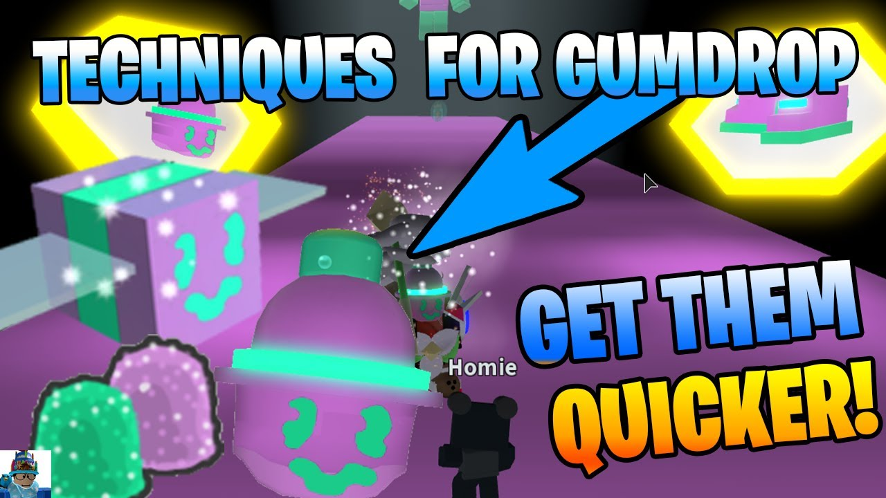 Roblox Bee Swarm Simulator Tips Get Robux How Bee Swarm Simulator How To Get Gumdrops Fast Get Gummy Bee Fast Youtube